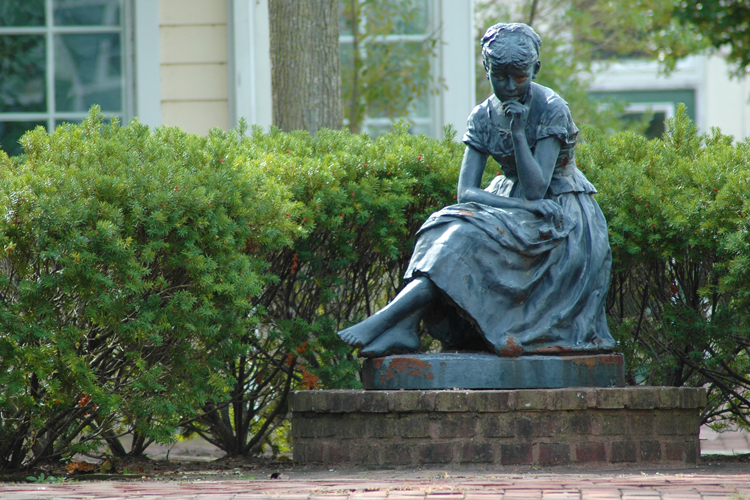 Statue Chestertown, Maryland