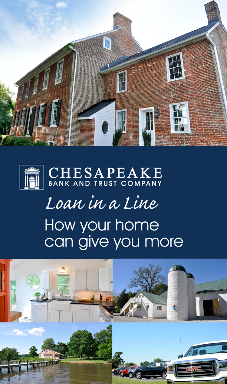 Chesapeake Bank & Trust Home Equity Loan