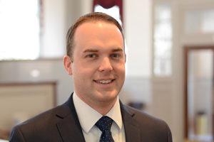 Justin Varga, AVP Loan Officer