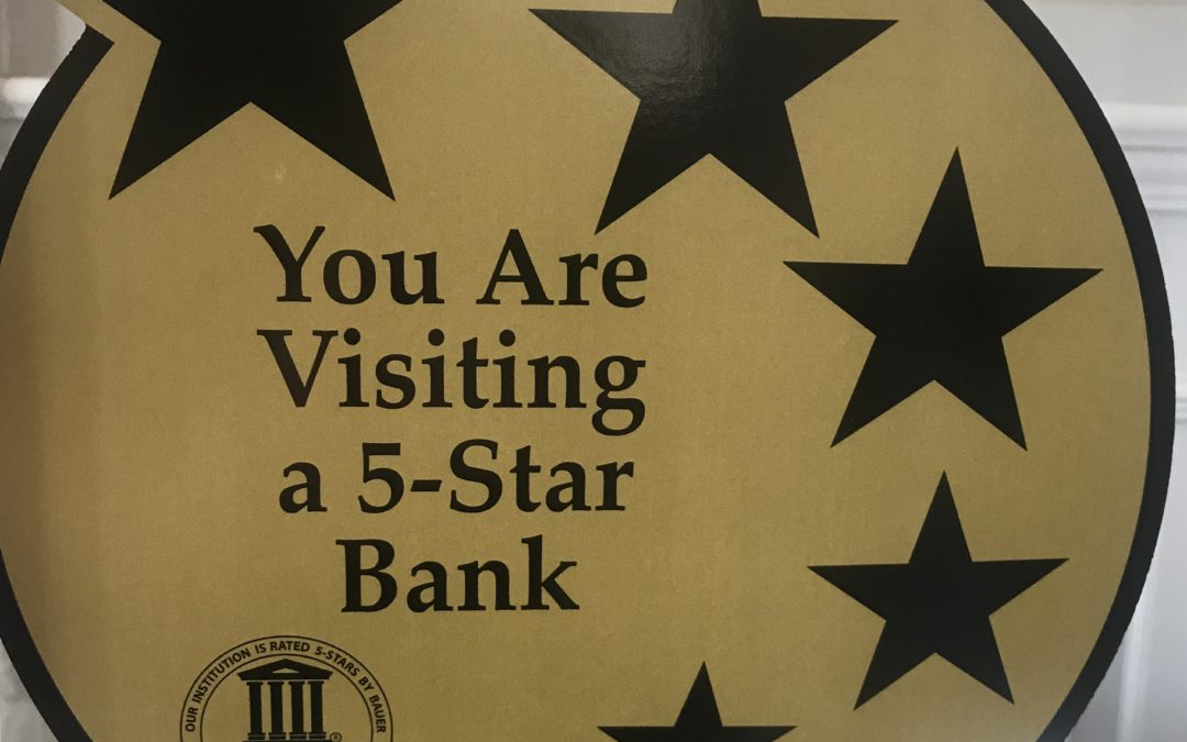 Chesapeake Bank and Trust Announces Five Star Rating